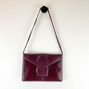 Ronay Vintage 3 in 1 Leather Handbag/Clutch